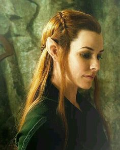 She's really one of the best parts of the Hobbit. Even when she wasn't in the books.