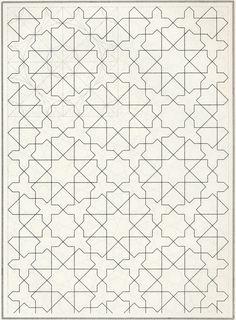 Ethnic Patterns, Mosaic Patterns, Color Patterns, Persian Pattern, Persian Motifs, Geometric Pattern Design, Geometric Art, Pattern Drawing, Pattern Art