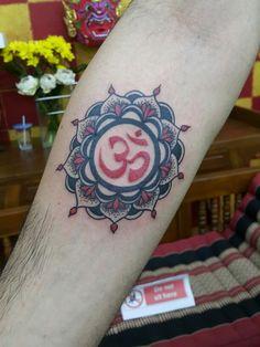#tattoo done by Bangkok ink#