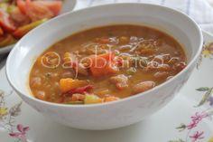 Culin vegetable stew o chickpea stew = Potaje    http://www.almeriatourism.com http://www.facebook.com/almeriatourism http://www.twitter.com/almeriatourism http://www.youtube.com/almeriatourism