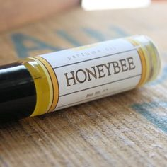 Honeybee Perfume Oil