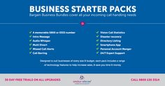 Give your #smallbiz a boost with our starter pack