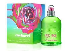 Amor Amor Sunshine Cacharel perfume - a fragrance for women 2007