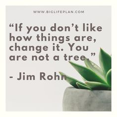 💭 Q U O T E  O F  T H E  W E E K 💭 • Y👏🏼E👏🏼S👏🏼! I love this quote. You are in fact, not a tree. 🤣 • This is such an important message. It's a reminder that we are in control of our lives and we have the power to change things if we want. 🤍 • #moneymanagement #moneygoals #moneygoals2020 #budget #budgeting #spending #spendingplan #saving #savemoney #personalfinance #money #moneycoach #debtfree #debtfreegoals #finance #financialfreedom #financialdomination #financialindependence… Debt Free, Money Management, Personal Finance, Saving Money, Budgeting, Facts, Quote, Change, Messages
