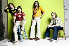 FZ with Eddie Jobson, Patrick O'Hearn? Terry Bozzio, John Wetton, Dream Theater, Music Artwork, Milla Jovovich, Frank Zappa, Him Band, Classic Rock, Celebrity Crush
