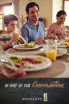 Planning meals can be challenging, especially when it comes to getting your family to eat a variety of fruits, veggies and proteins. Check out these 7 quick and easy tips to help bring balanced meals to your table. #Monsanto
