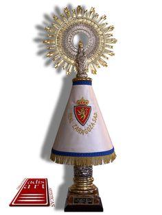 Virgen del Pilar Real Zaragoza