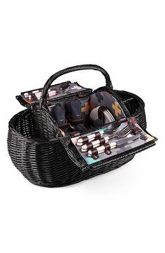'Gondola' Wicker Picnic Basket
