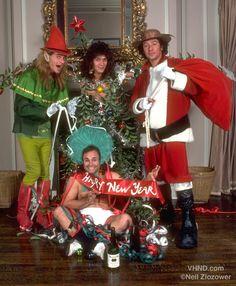 Merry Christmas from Van Halen, 1979