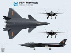 J-20 Stealth Fighter