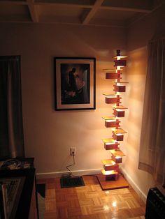 Taliesin 2 lamp by Frank Lloyd Wright