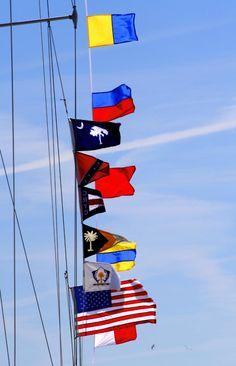 Need a North Carolina flag instead of a South Carolina to make it perfect! :)