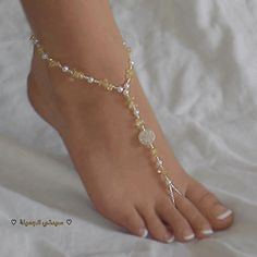 Sayidtyj 2013 Accessories - Visit the site to see more beautiful ankle & foot jewelry