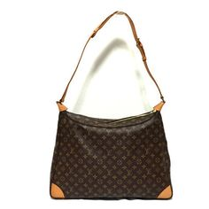 Louis-Vuitton-Boulogne-50-Awesome-HUGE-Tote-Shoulder-Work-Carryon-Bag-W-Dustbag