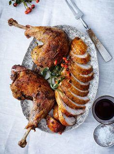 Roasted Turkey // food photography // Michael Graydon