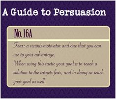 A Guide to Persuasion