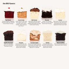 Big Man Bakes Cupcake Flavors - Imgur