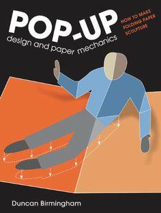 Paper pop-up book