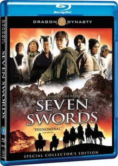 Seven Swords 2005 BluRay 720p x264 DTS-WiKi [6.55GB] | Top Movies