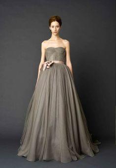 Vera Wang Bridal Collection Spring 2011 - My Face Hunter