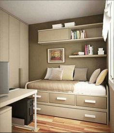 Grandes ideas espacios pequeños