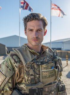 Captain James (Ben Aldridge)