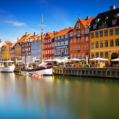 Nyhavn, Copenhagen Denmark. Because sometimes I just need to go to my happy place.
