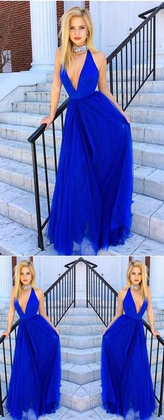Stunning Prom Dress,Backless Royal Blue Prom Dress, Prom Gowns,Long Prom Dress · ModelDressy · Online Store Powered by Storenvy Black And White Prom Dresses, Royal Blue Prom Dresses, Blue Ball Gowns, Prom Dresses 2017, Long Prom Gowns, Backless Prom Dresses, Sexy Dresses, Blue Dresses, Dress Prom