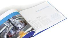 Libro 50 años del LATU - Diseño y foto KYC.COM:UY White Out Tape, Book, Photos