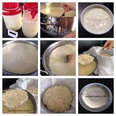 Peynir yapimindan kalan suyu bir kez daha degerlendirebilirsiniz ve güzel bir lor elde edebilirsiniz.