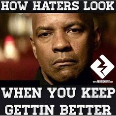 Not really 'haters' because they are irrelevant.