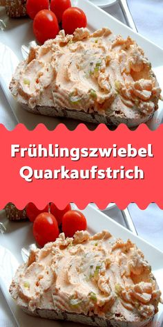 Freshly baked bread and quark spread with spring onions is a delicacy! Freshly baked bread and quark spread with spring onions is a delicacy! Ground Beef Recipes Easy, Healthy Chicken Recipes, Bbq Catering, Grilled Meat, Evening Meals, Snacks, Different Recipes, Sandwiches, Brunch