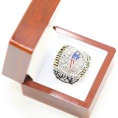 England Patriots Super Bowl 2017 Tom Brady New Arrival Championship Ring Size 6-14 Drop Ship