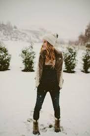 Resultado de imagen para fotos tumblr en la nieve