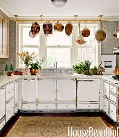 Kitchen / cabinets - house beautiful