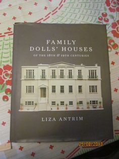 First published late in 2011, this is by far the best dolls house book available. It is packed with wonderful photos of a unique collection and lots of research into the history of miniatures.It isn't cheap but worth every penny, I have had hours of pleasure from this work of art!