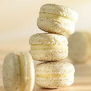 Callebaut - Weisse Macarons