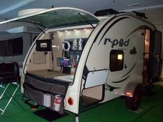 Forest River R-pod RPT182G Travel Trailer