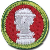 This merit badge introduces Scouts to sculpture, an art form that allows an artist to express what he sees and feels by using these three dimensions by shaping materials such as clay, stone, metal, and wood. Boy Scouts Merit Badges, Boys Life Magazine, Boy Scout Patches, Scouts Of America, Eagle Scout, Sleeping Bag, Art Forms, Boy Or Girl, Kids Rugs