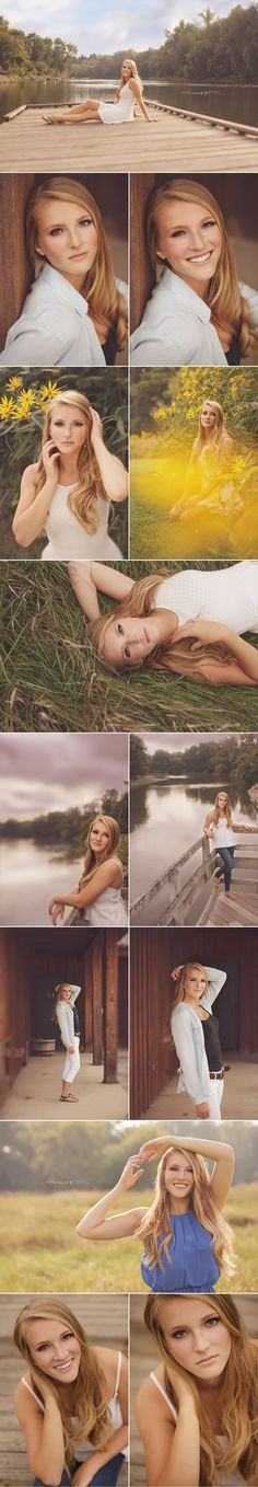 Senior pictures :: pose