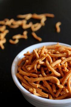 Tikha gathiya recipe | How to make tikha gathiya | Gujarati snack