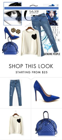 """Untitled #429"" by fashion-addict35 ❤ liked on Polyvore featuring Rika and Chanel"