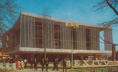 Mexican Pavilion - New York World's Fair 1964-65