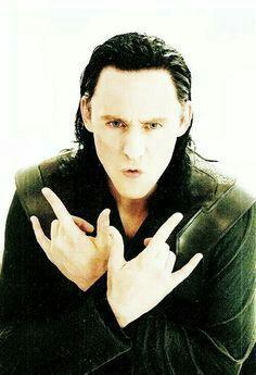 Loki's the type - V E I N T I C I N C O | Loki | Loki, Tom