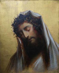 """Crown of Thorns""...Our poor, sweet, suffering Lord Jesus..."