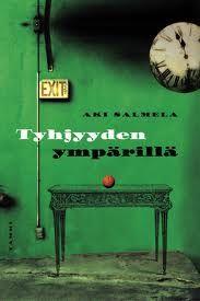 Aki Salmela, Finnish poet. Tyhjyyden ympärillä. Hope they translate him, he is extremely good. Poet