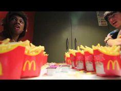 Epic Fries Challenge | Mazzi Maz + Sam Pepper