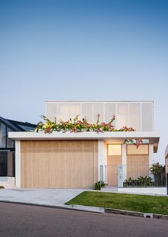 Coogee House II by Madeleine Blanchfield Architects - Australian Design - The Local Project Courtyard House, Facade House, Residential Architecture, Modern Architecture, Pavilion Architecture, Australian Architecture, Japanese Architecture, Sustainable Architecture, Exterior Design