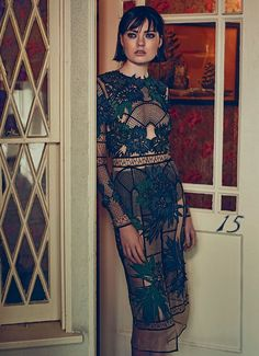 """stormtrooperfashion: """"Tegan Desmond in """"Precious Moments"""" by Beau Grealy for Harper's Bazaar Australia, March 2015 """""""