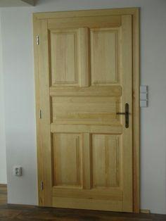 Dřevěné dveře Bedroom Doors, Types Of Doors, Wooden Doors, Woodworking, Furniture, Home Decor, Doors, Decoration Home, Room Decor